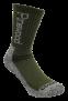 PINEWOOD Socken Medium 2er Pack Unisex Coolmax Grün