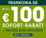 SPARWOCHEN bei Frankonia – Bis zu 100€ sparen